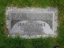 """James Byron """"Byron"""" Wolfe (1887-1943) - Find A Grave Memorial"""