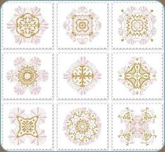 Machine Embroidery Designs :: Affordable :: Great Quality ... & Heirloom Lace Quilt Blocks Adamdwight.com