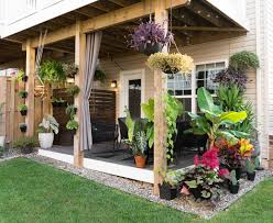 small townhouse patio ideay