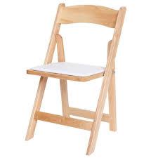 natural wood folding chair 3 50 ea