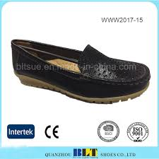 china mother work flats shoes leather lining and upper china women shoes women flat shoes