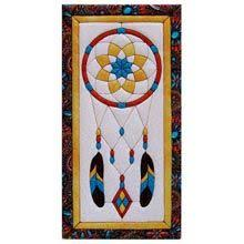 Dream Catcher Quilt Pattern donna d Look how freaking awesome this mini quilt is Each piece 23