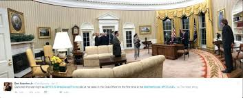 obama oval office decor. Obama Oval Office Decor Vs Trump In Rehang Continues To Copy Others Updated  Tweet .