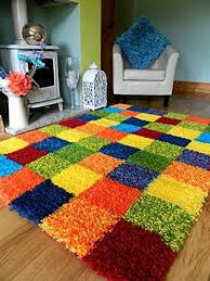 bright modern thick soft heavy quality gy area rug