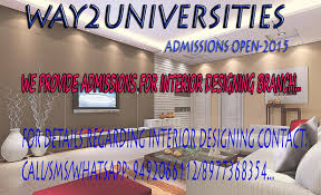 Interior Design Engineering In Akkayapalem Bachelor Degree Master Adorable Master Degree In Interior Design Property