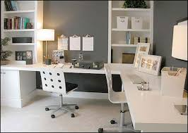 white home office. Best White Home Office With Cabinets T