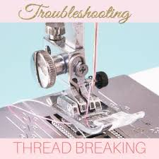 Thread Breaking On Sewing Machine