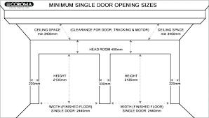 two car garage door width double car garage door size simple on exterior and standard two