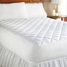 quilted mattress pad. Mattress Pad Full XL Fitted Quilted P