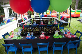 Pj Mask Party Decoration Ideas Kara's Party Ideas PJ Masks Superhero Birthday Party Kara's 2