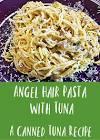 angel hair tuna