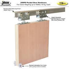 pocket door hardware. 200PD Series Pocket Door Hardware L