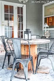 Metal and wood patio furniture Indoor Garden Easiest Way To Waterproof Outdoor Wood Furniture Ever Maisondepaxcom Tribù How To Waterproof Outdoor Furniture the Easy Way Maison De Pax