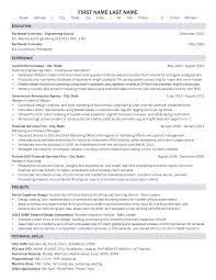 Sample Resume: Entry Level Mechanical Engineer With Previous.