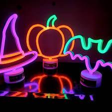 Halloween Neon Lights Target Is Selling Neon Halloween Lights For Just 5