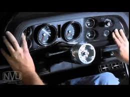 nvu 70 78 camaro gauge kit installation youtube Autometer Gauge Bulbs at 1970 Camaro Gauge Cluster Wiring Harness Autometer