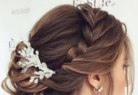 Svatební účesy Vlasy Po Ramena
