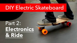 part 2 diy electric skateboard electronics electronics blog kaspars dambis