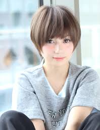 大人の色気ショートak 198 ヘアカタログ髪型ヘアスタイル With