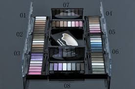 set mac 8 color eyeshadow brush 8 mac makeup cles mac makeup