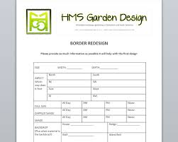 Small Picture Case Study HMS Garden Design Focus on Function Affordable Web