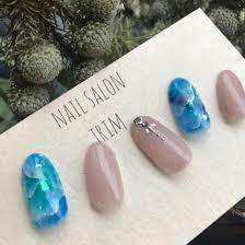 夏のサンプルチップですnail Salon Trim所属nail Salontrimのネイル