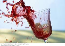 rode wijnvlekken verwijderen uit tapijt