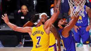 Lakers vs Nuggets, NBA Conference ...