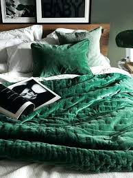 best green comforter ideas on bedding forest bedspread quilt cover