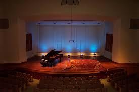 Dominican University Performing Arts Center Lund Auditorium