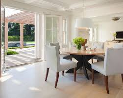 dining room track lighting. Example Of A Mid-sized Transitional Light Wood Floor Great Room Design In Providence With Dining Track Lighting I