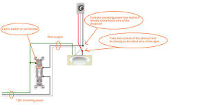 wiring diagram for outside security light diagrams schematics and