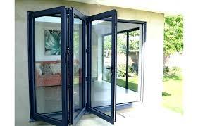 sliding glass garage doors accordion garage doors exterior sliding door diffe types of folding patio