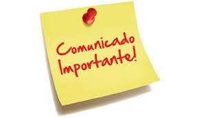 Comunicado importante — Pró-Reitoria de Pós-Graduação e Pesquisa