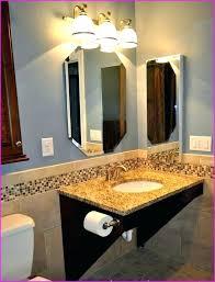 Ada Commercial Bathroom Minimalist Awesome Ideas