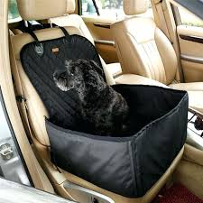bench car seat protector dog basket rear back cover blanket for pet dogs waterproof cushion full
