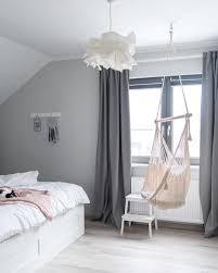 Wandfarbe Stärke Der Berge Wohnen Skandinavisches Schlafzimmer
