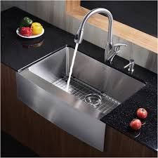 kraus stainless steel sinks.  Kraus Simple Stainless Steel Sinks Reviews For Your Residence Inspiration Sink   27 Inch Farmhouse Throughout Kraus R