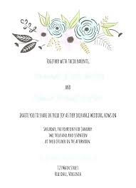 Free Word Stationery Templates Wedding Invitations Free Templates Printable Stationery For