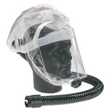 Jsp Respiratory Protection Pack Of 1 Jetstream Clear Hood