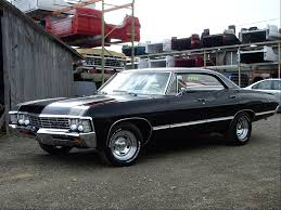 1967 chevrolet impala | Supernatural 1967 Chevy Impala For Sale ...