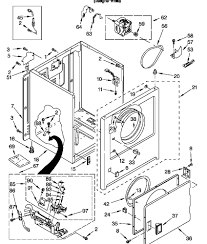 Roper washing machine parts diagram 42 roper washing machine parts