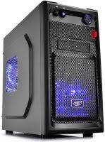 <b>Deepcool Smarter</b> LED черный (DP-MATX-SMTRLED) - купить ...