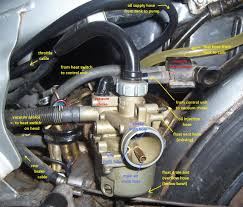 keihin carburetors myrons mopeds 1982 83 nc50 hoses