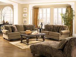 Living Room Furniture Accessories Living Room Mesmerizing Brown Cream Living Room Brown And Cream