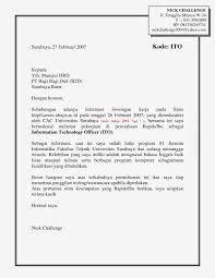 Contoh Application Letter Dalam Bahasa Inggris Untuk Fresh     My Document Blog     Cover Letter Bahasa Indonesia