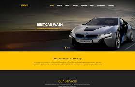 Car Template 22 Best Automotive Car Website Templates Free 2019 Webthemez