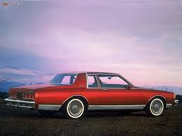 Caprice Coupe 1980–85 images