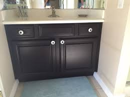 bathroom vanity redo after using