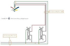 ceiling fan switch wiring for wall explore schematic wiring diagram u2022 rh webwiringdiagram today ceiling fan installation wiring hunter ceiling fan